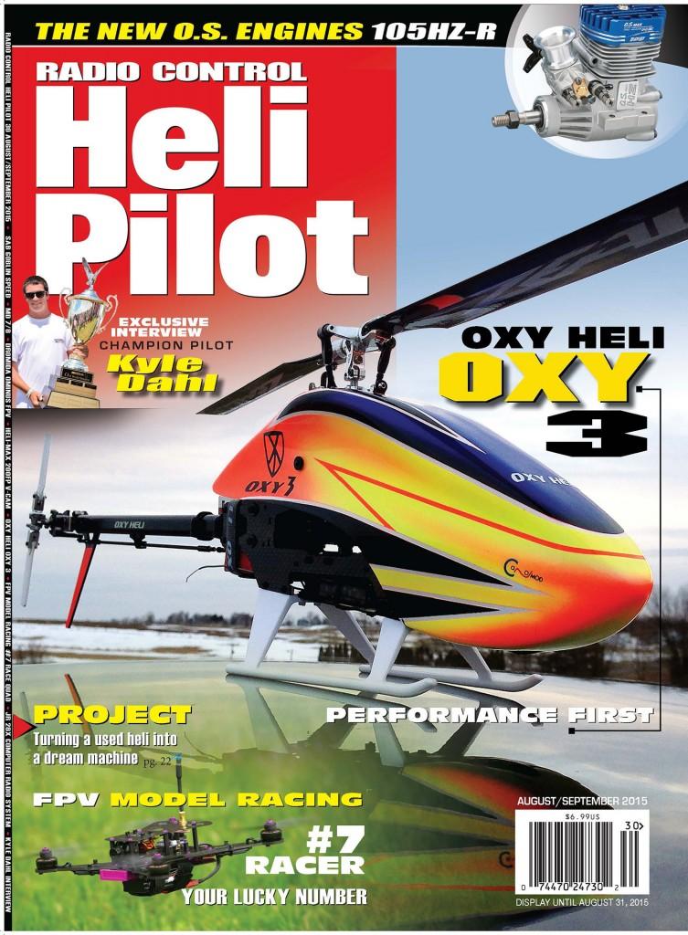Heli Pilot Aug-Sept 15